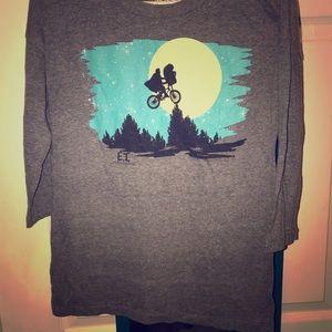 Tops - Collectible ET half sleeve shirt
